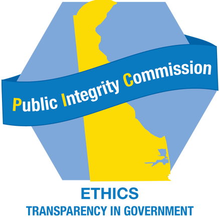 Image of the Public Integrity Commission seal
